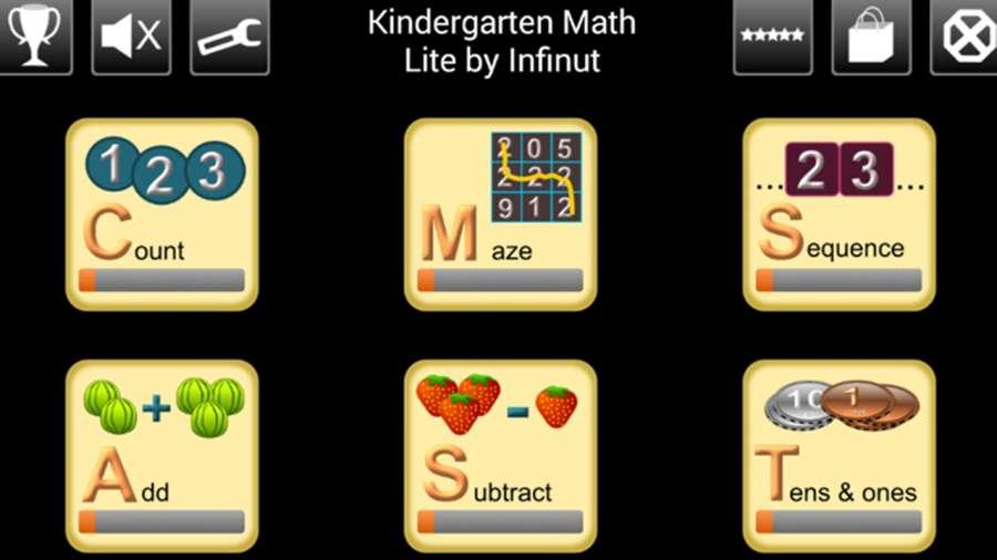 迷你数学世界