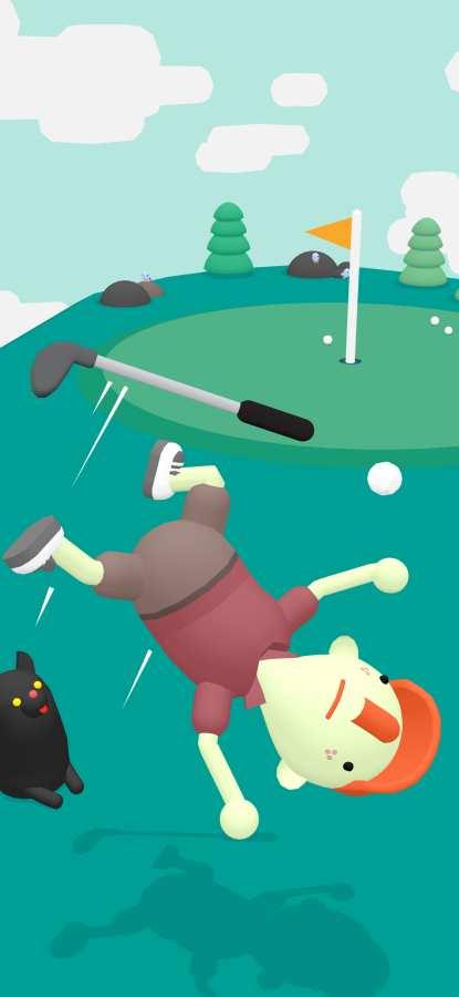 万物皆可高尔夫截图0