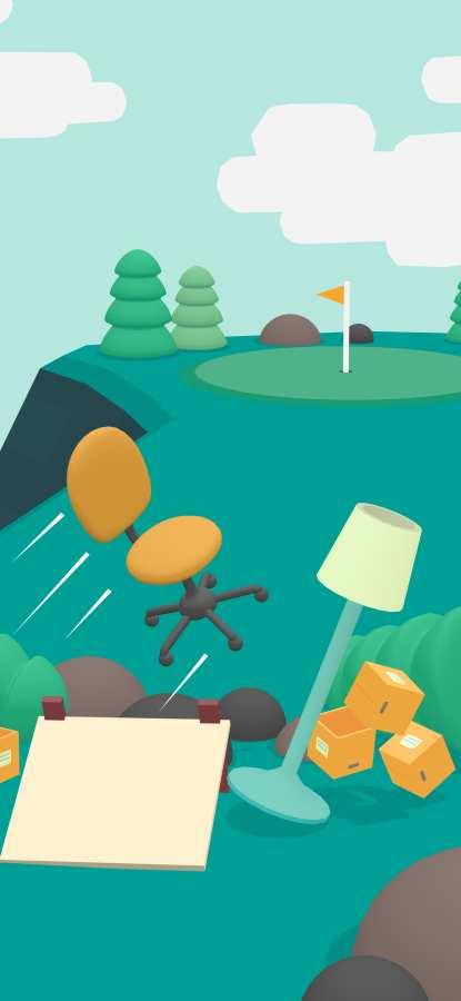 万物皆可高尔夫截图2