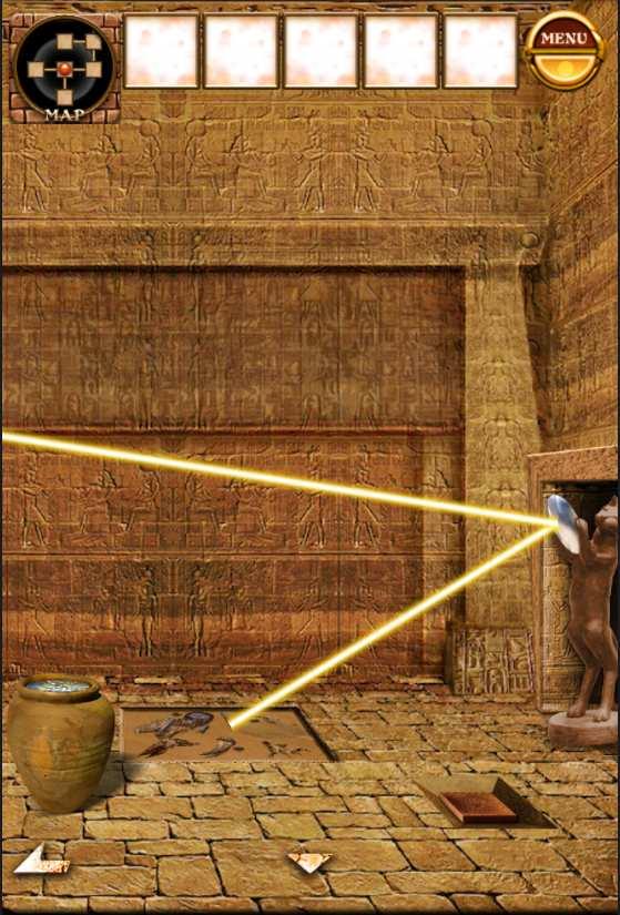逃离金字塔 ピラミッドからの脱出截图0