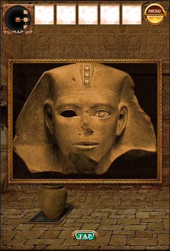 逃离金字塔 ピラミッドからの脱出截图1