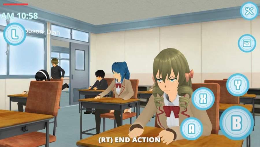 校园生活模拟器截图7