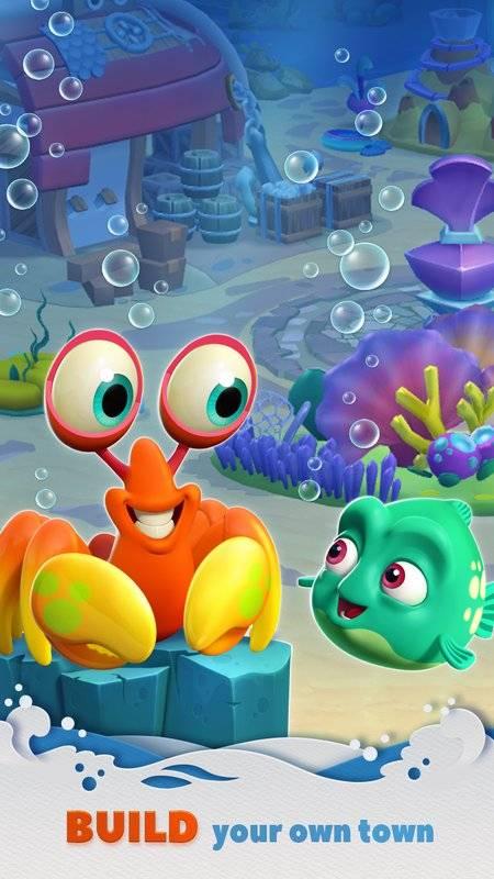 Undersea Match & Build截图2