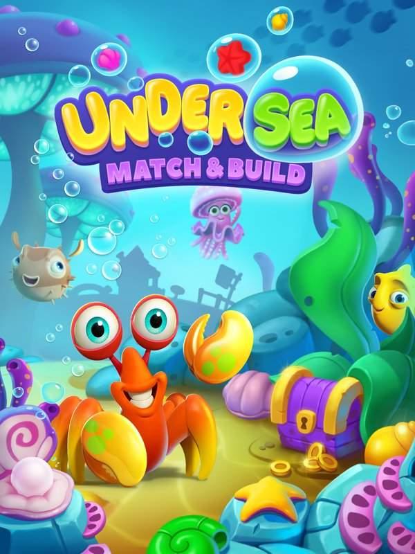 Undersea Match & Build截图4