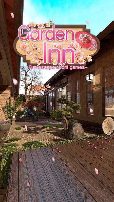 密室逃脱:记忆中的春日花园截图1