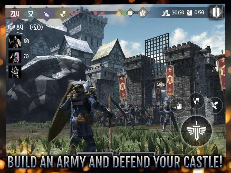 英雄城堡2 高通版