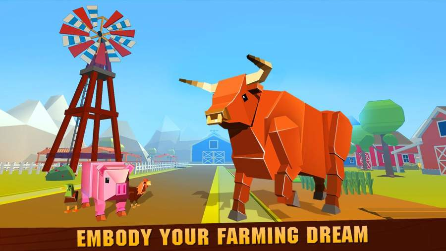 宠物动物农场建筑工艺