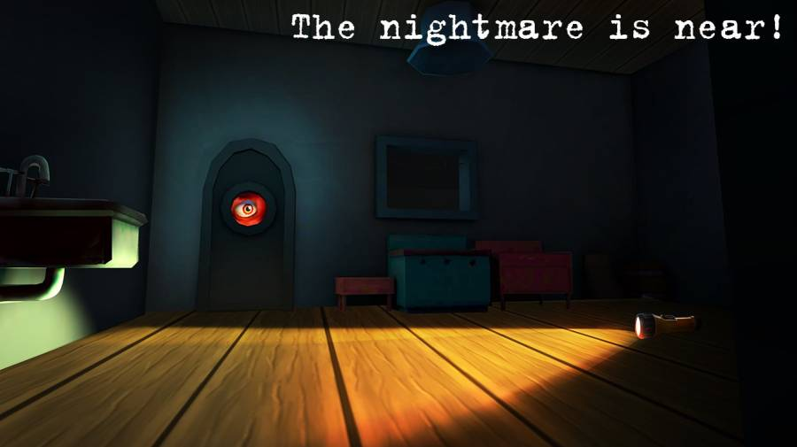Krusty Krab Nightmare截图1
