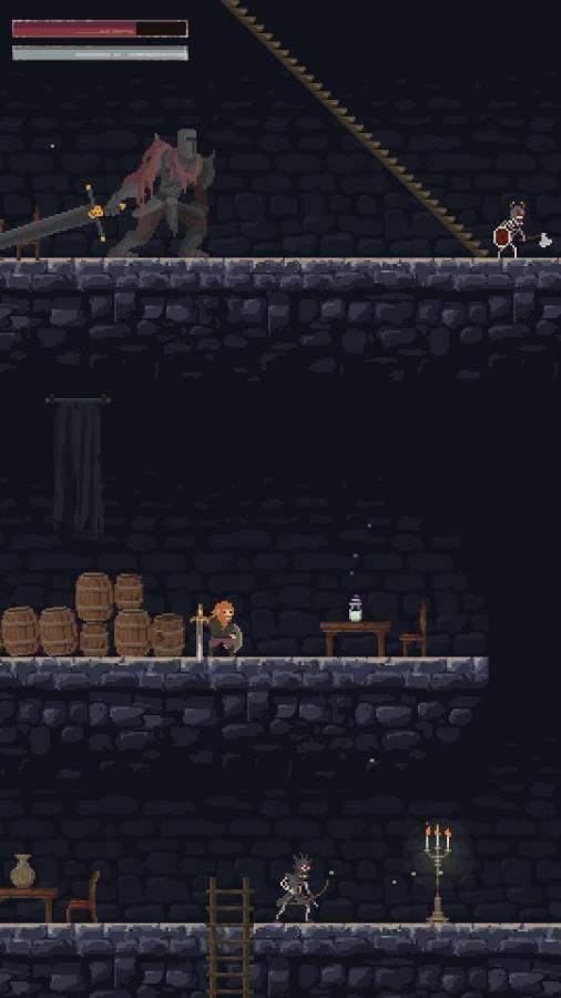地下城与矿工截图1