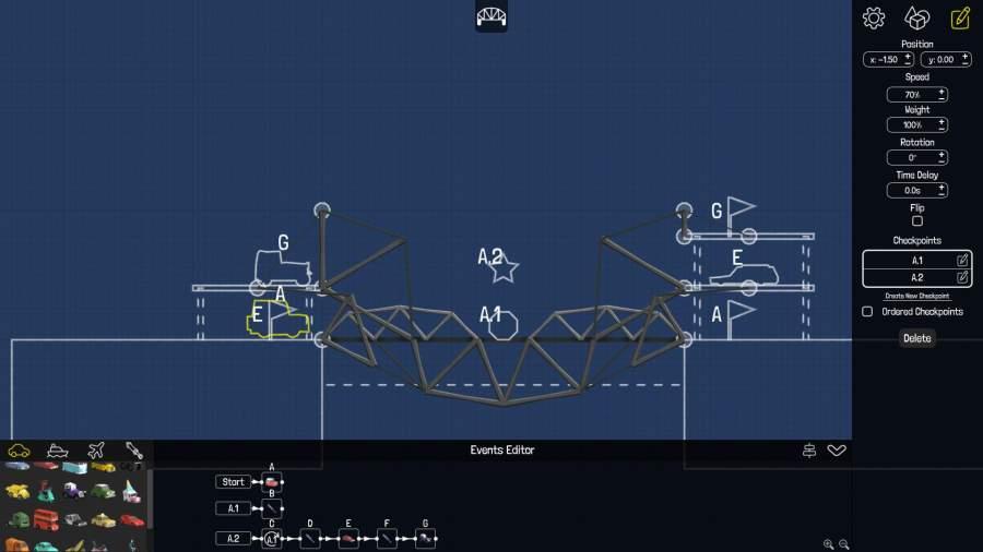 桥梁构造者截图1