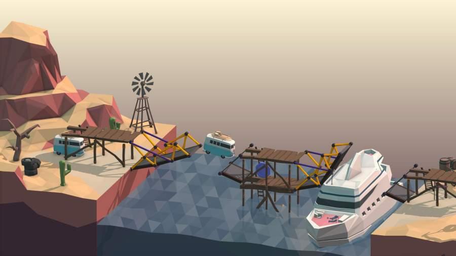 桥梁构造者截图3
