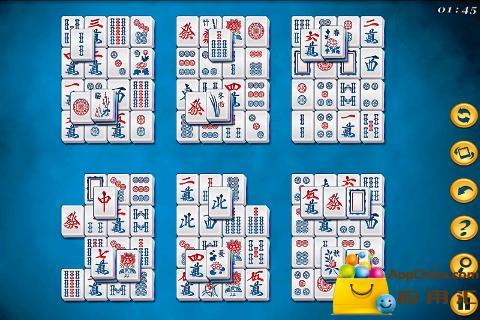 免費棋類遊戲App|豪华麻将|阿達玩APP