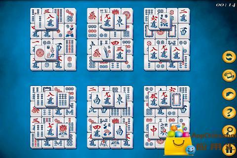 免費棋類遊戲App 豪华麻将 阿達玩APP