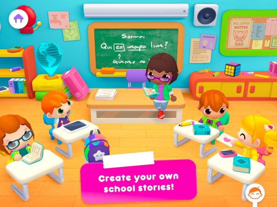 Sunny School Stories截图7