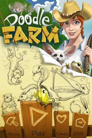 【免費益智App】涂鸦农场-APP點子