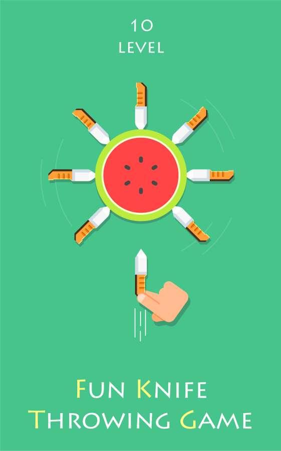 刀与水果截图1