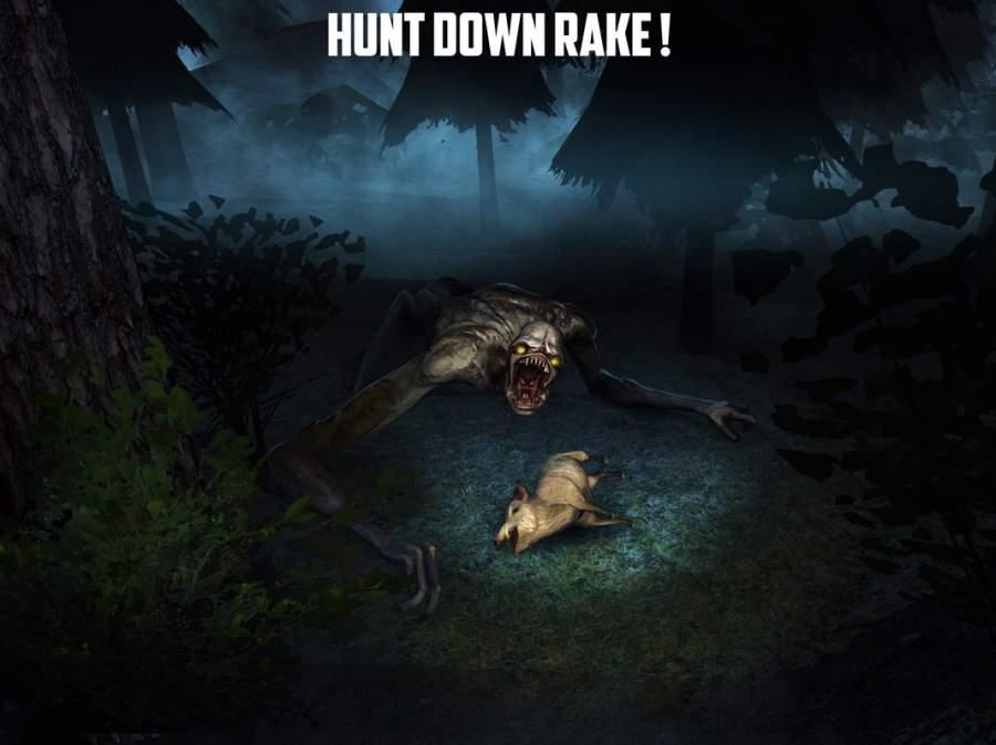 Rake Monster Hunter截图0