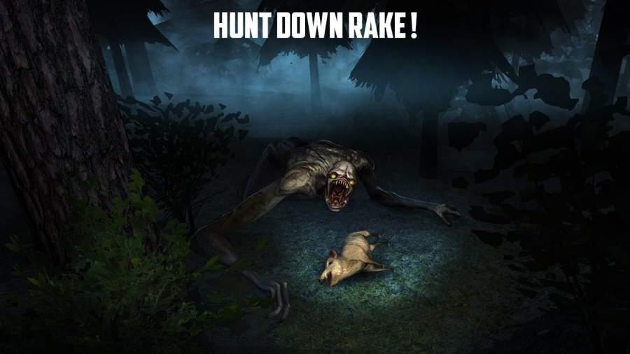 Rake Monster Hunter截图1