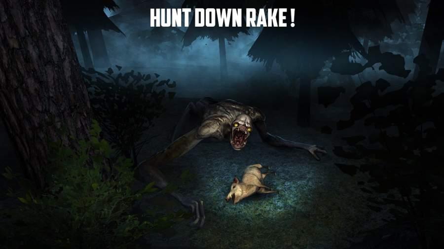 Rake Monster Hunter截图2