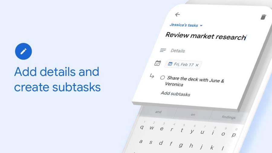 Google Tasks:轻松创建任务和目标,方便处理各种事务!