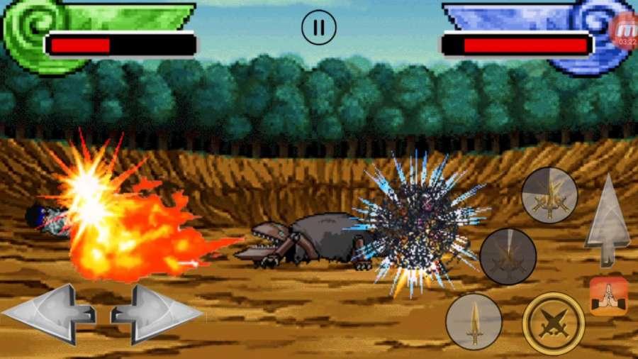 Shinobi Ninja War截图0