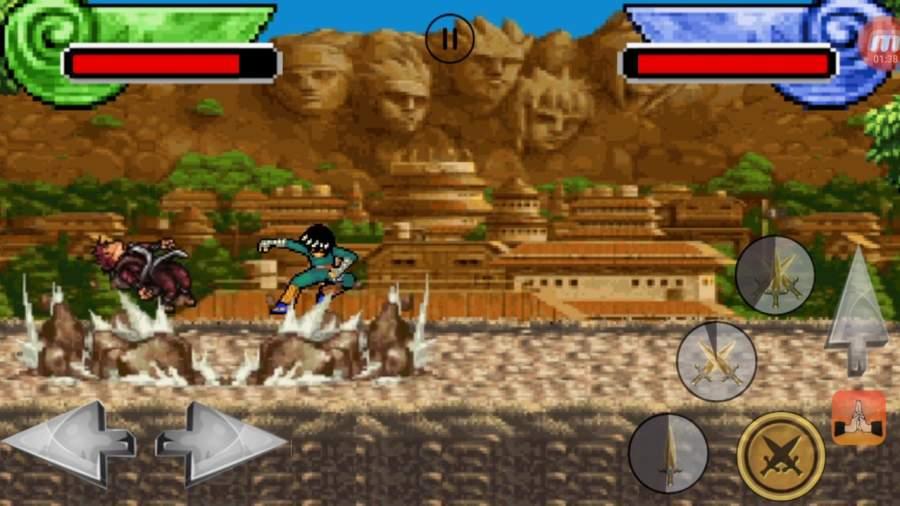 Shinobi Ninja War截图1