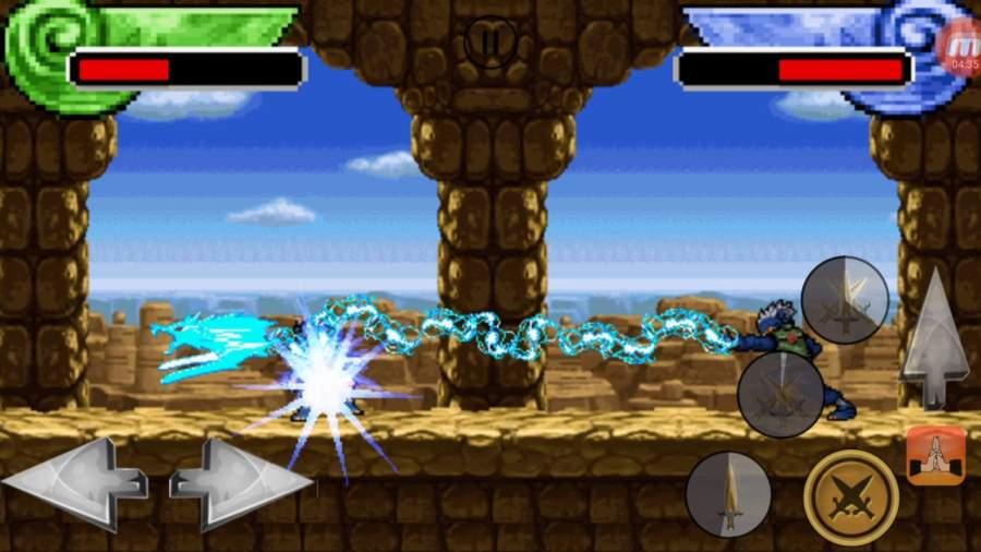 Shinobi Ninja War截图3