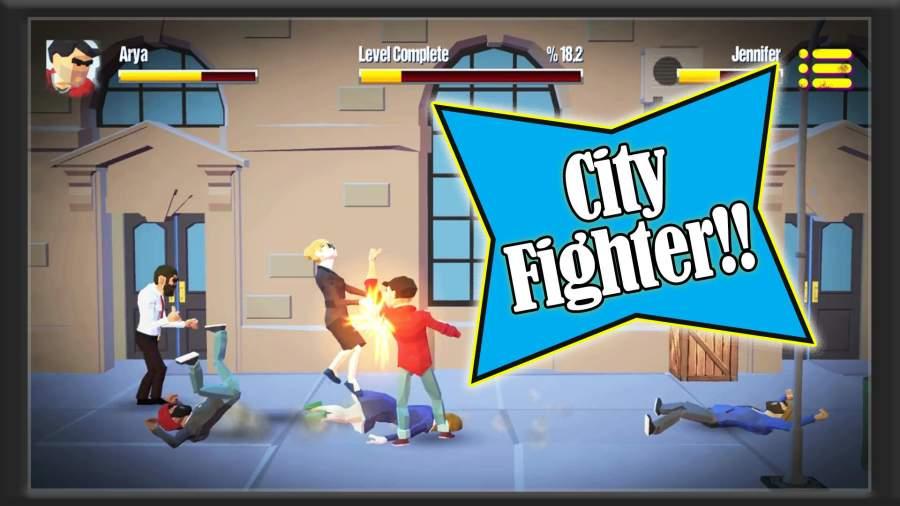 城市战士与街头帮派截图3