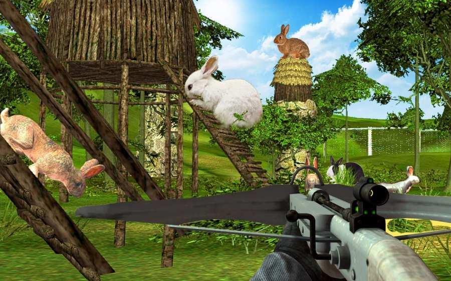 Rabbit Hunt:BowMaster狩猎挑战赛