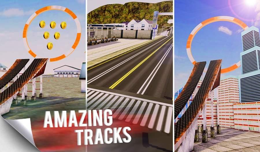 Zonda漂移赛车模拟器:特技驾驶3D