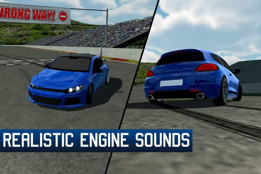 跑车漂移赛 - 漂移赛车模拟器