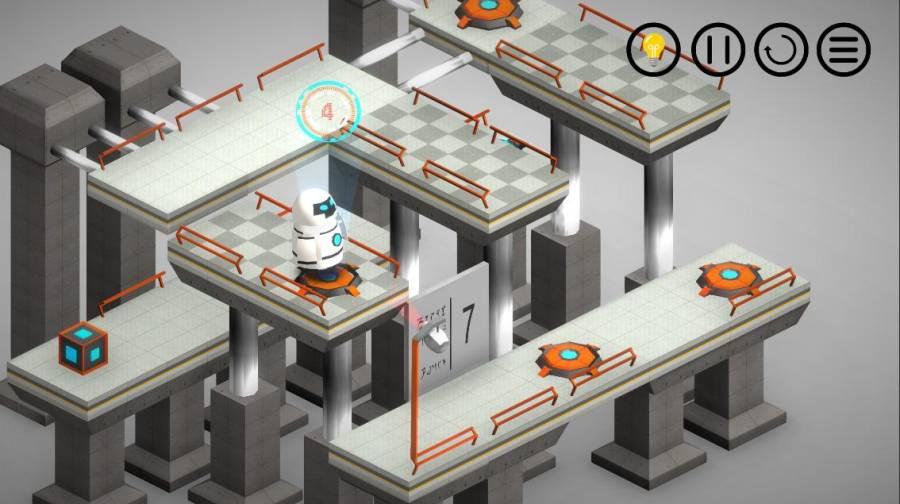 机器人迷宫截图0