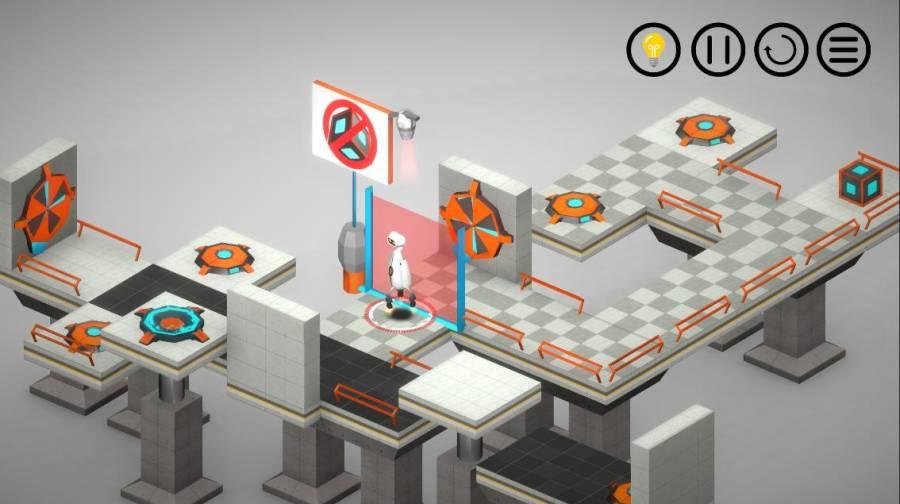 机器人迷宫截图1