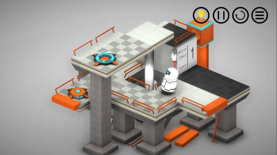 机器人迷宫截图3
