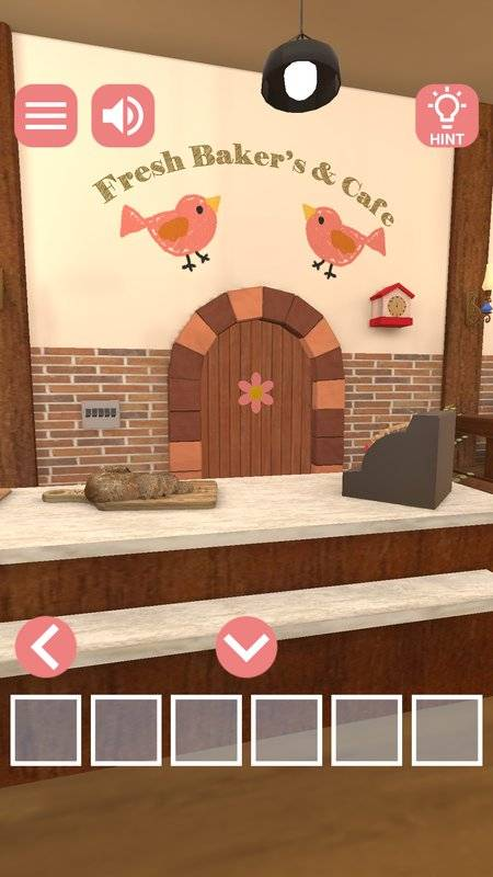 逃脱游戏 : 新鲜面包店的开幕日