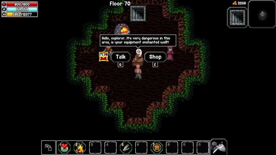 魔法洞穴2 无限金币版截图0