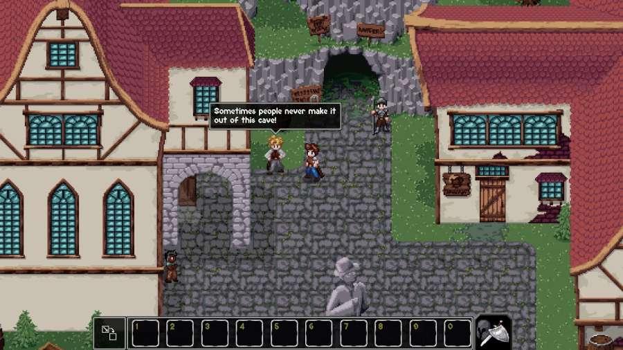 魔法洞穴2 无限金币版截图2