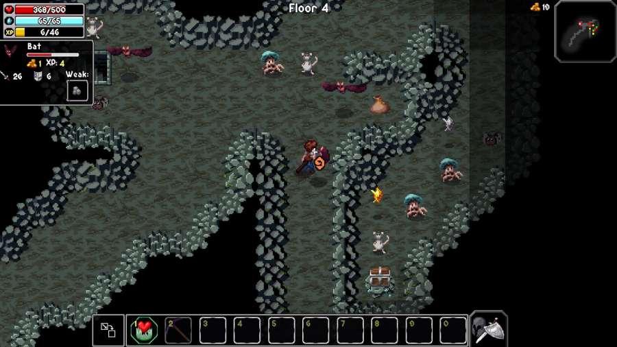 魔法洞穴2 无限金币版截图3