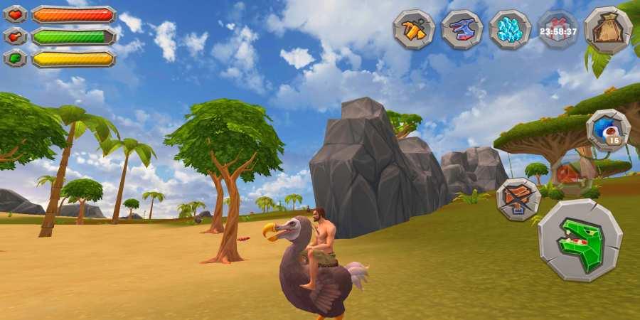 侏罗纪生存岛2截图1