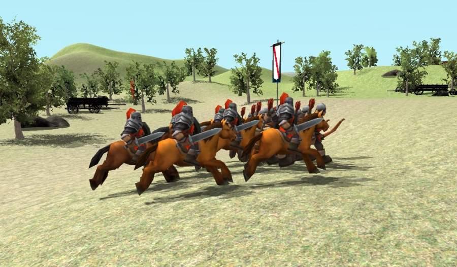 中世纪战争3D截图4