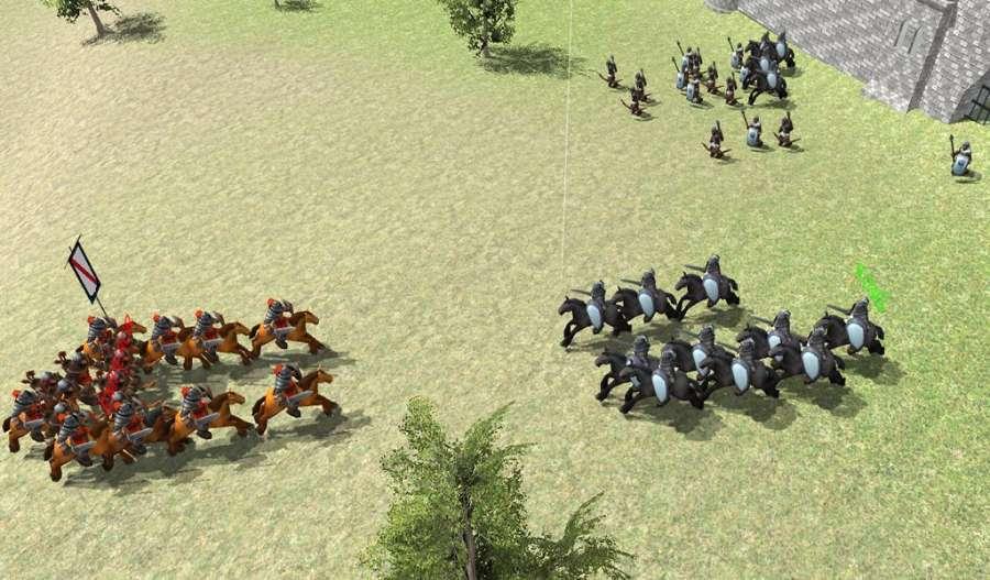 中世纪战争3D截图5