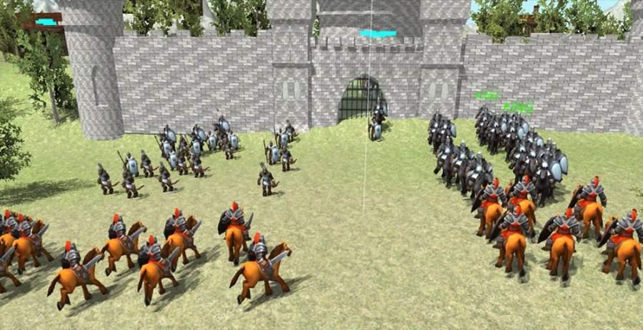 中世纪战争3D截图6