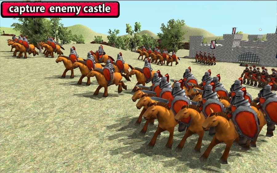 中世纪战争3D截图7