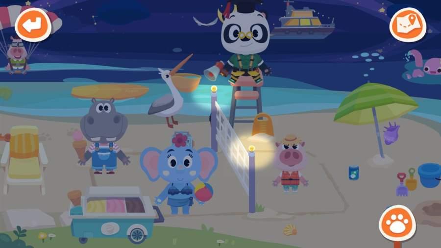 熊猫博士小镇:度假截图4