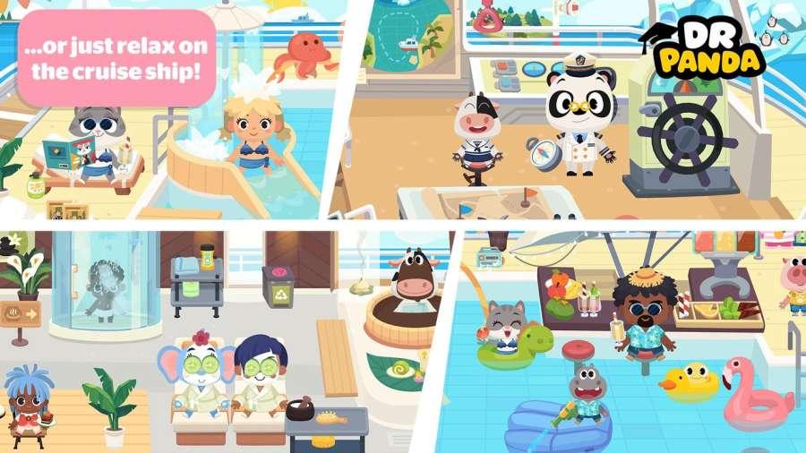 熊猫博士小镇:度假截图7
