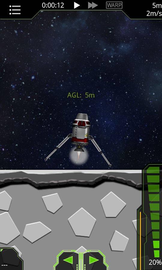 简单火箭截图3