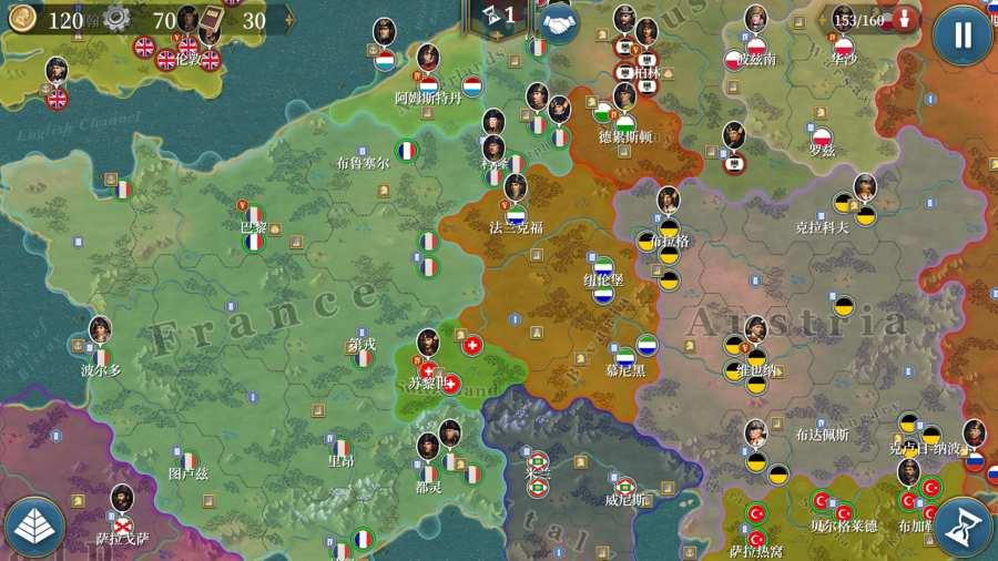 欧陆战争6:1804截图0