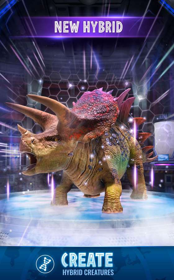 侏罗纪再临截图0