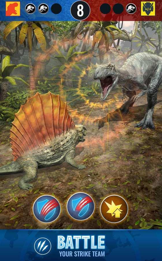 侏罗纪再临截图2