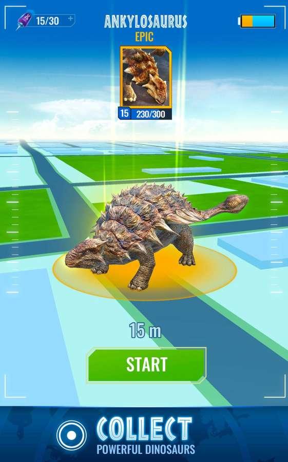 侏罗纪再临截图3
